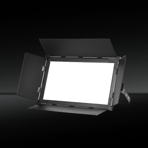 TH-326 Portable Flat 220W Led Video Panel Light for Video