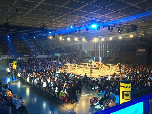 Led Fresnel Light for Boxing Match