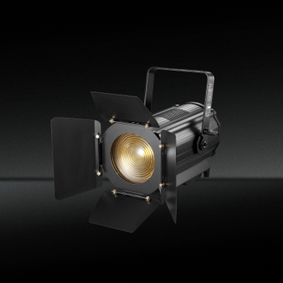 TH-340 High Power Led Fresnel Stage Lighting With Auto Zoom
