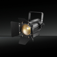 TH-350 High Quality Manual Zoom 100W 2in1 Led Fresnel Spotlight with zoom for Stage