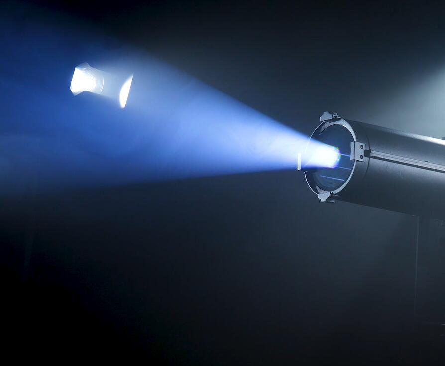 How to use LED Ellipsoidal Light correctly?