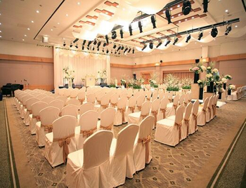 Hotel Wedding in Korea