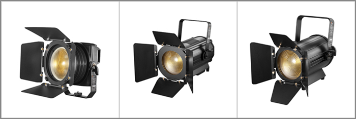 led fresnel spotlight 1