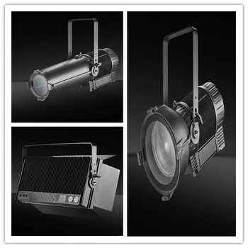 Fan-less no noise Stage Light Series
