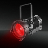 TH-355 300W Waterproof LED Theatre Fresnel Spotlight With Auto zoom