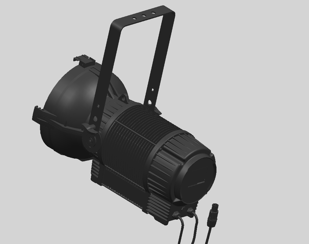 IP65 Waterproof led fresnel is coming